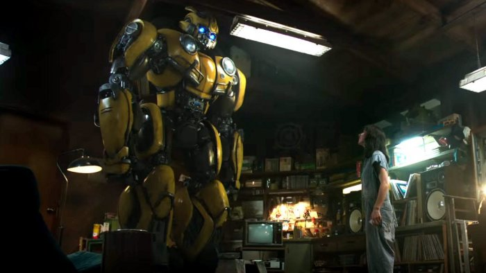 From Bumblebee