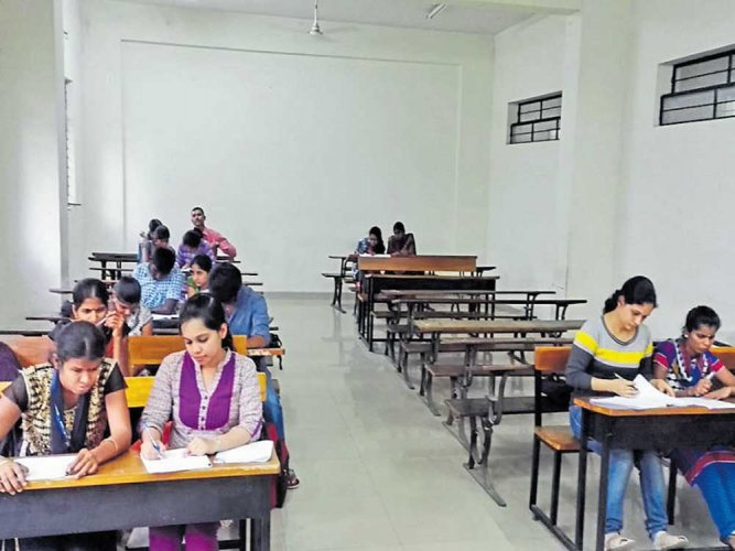 As many as 82 educational institutions across Karnataka have become ineligible for the 8% fee hike as recommended by the Fee Regulatory Committee recently. (Image for representation)
