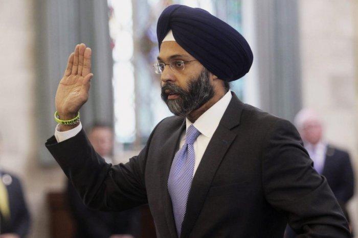 America's first Sikh-American Attorney General Gurbir Grewal. (AP/PTI file photo)