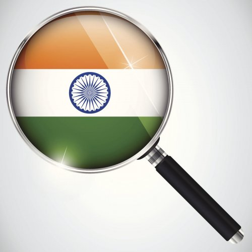 Vector - NSA USA Government Spy Program Country Indiasnoop
