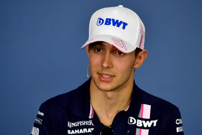 DIRE TIMES: Esteban Ocon's transfer to Renault may help alleviate the problems of Force India. AFP FILE PHOTO