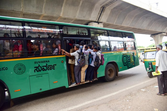 School kids in Bengaluru