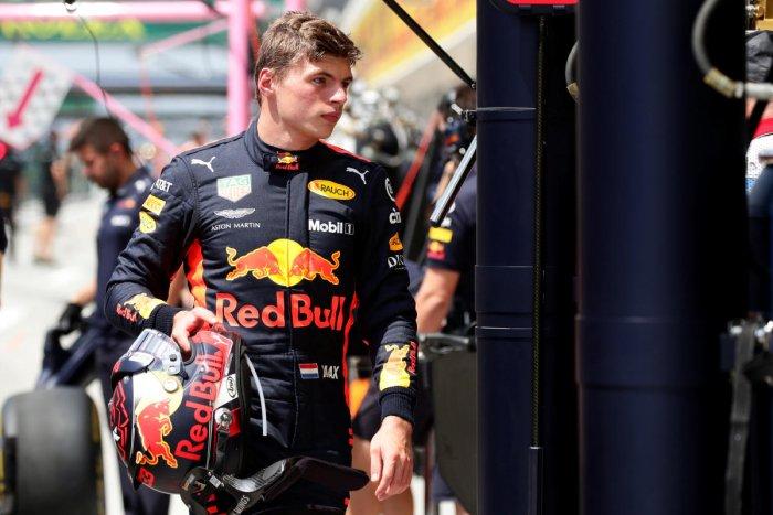 Max Verstappen. Reuters