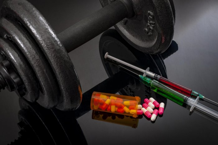 Steriods are used by fitness enthusiasts boost muscle growth