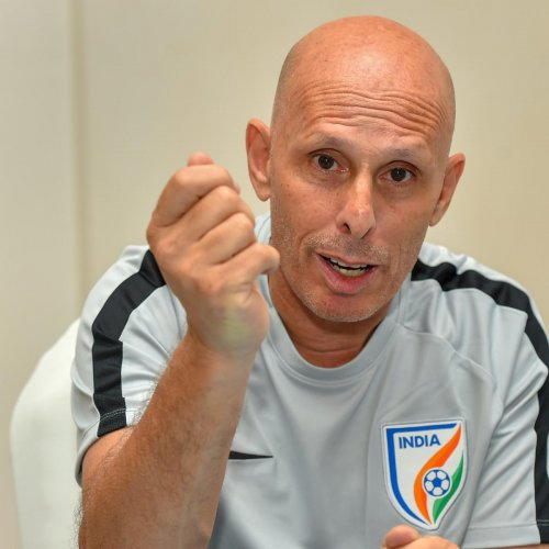 Indian football coach Stephen Constantine wrote on Twitter that he has great respect for AIFF. PTI