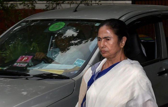 West Bengal Chief Minister Mamata Banerjee. (PTI File Photo)
