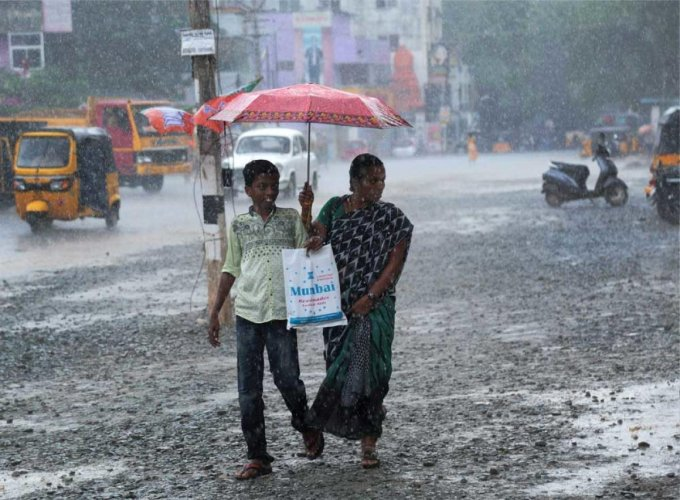 Fourteen people were killed and seven others injured in rain-related incidents in different parts of Uttar Pradesh in 24 hours, raising the death toll to 106 since the last week, official sources said on Wednesday. (PTI file photo for representation only)
