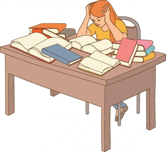 Excessive pressure to excel builds unnecessary stress on the students.