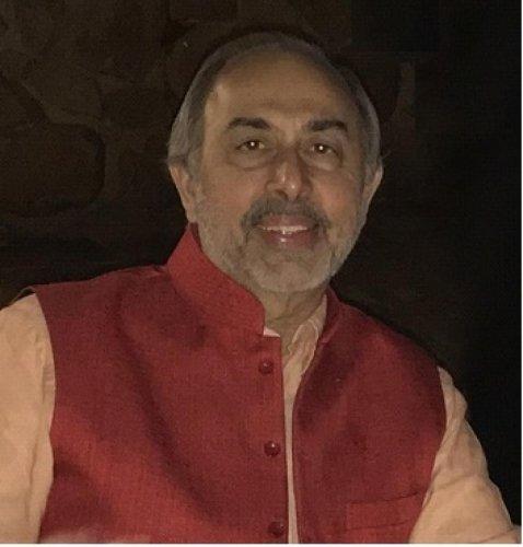 Arif Vazirally, Honorary Consul in Bengaluru for Republic of Colombia