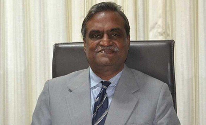 Karnataka State Election Commissioner P N Sreenivachary. (Image source: http://karsec.gov.in)