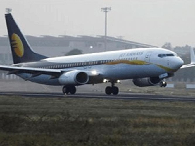 All passengers were evacuated safely and no injuries were reported, the airline said in a tweet. (Reuters file photo)