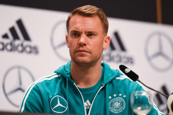 Germany's goalkeeper Manuel Neuer feels there's no racism in the German football camp as claimed by Mesut Ozil. AFP