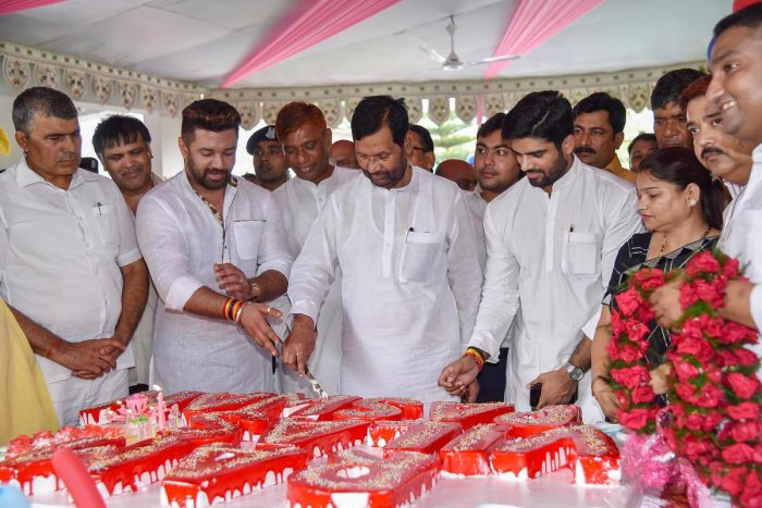 Lok Janshakti Party MP Chirag Paswan appealed to the Dalit organisations to withdraw their call for 'Bharat Bandh' on August 9 in view of the government's decision. PTI file photo