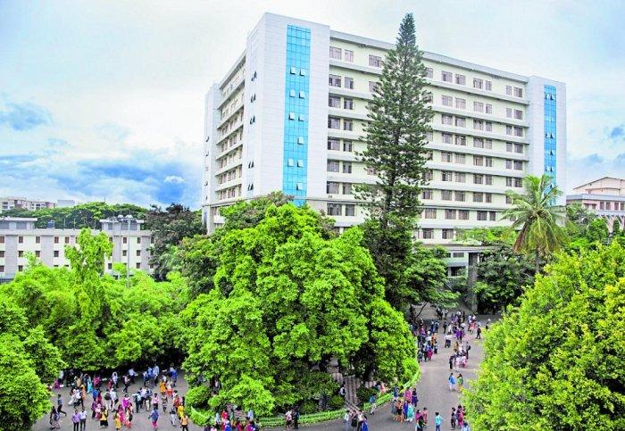Main campus, Christ, Bengaluru.