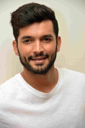 Kannada actor Diganth Manchale
