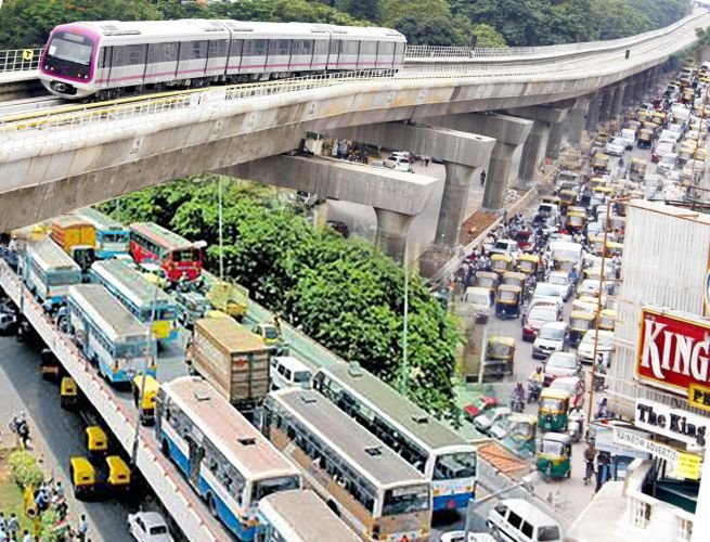 Citizens and urban activists oppose the project, mooted at a budget of over 15,000 crore rupees, saying this will only encourage use of private vehicles.
