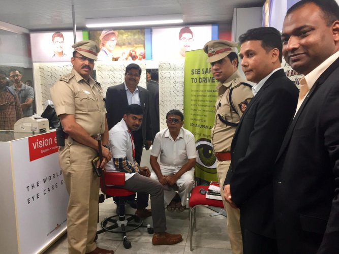 Ola launched a gender sensitivity training programme for its drivers in association with the Bengaluru traffic police on Saturday.