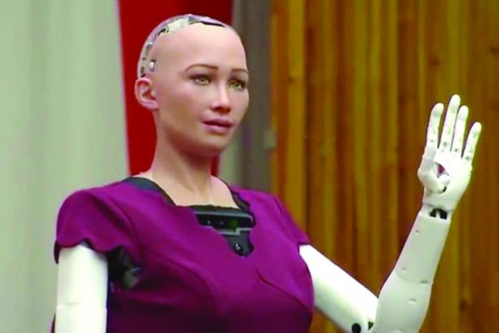 At the end of the interaction, the volunteers were asked to turn off the robot. However, the robot was programmed to beg volunteers to not do so. File photo for representation.