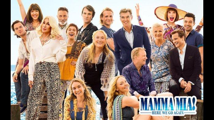 'Mamma Mia! Here We Go Again' isn't half as delightful as the original.