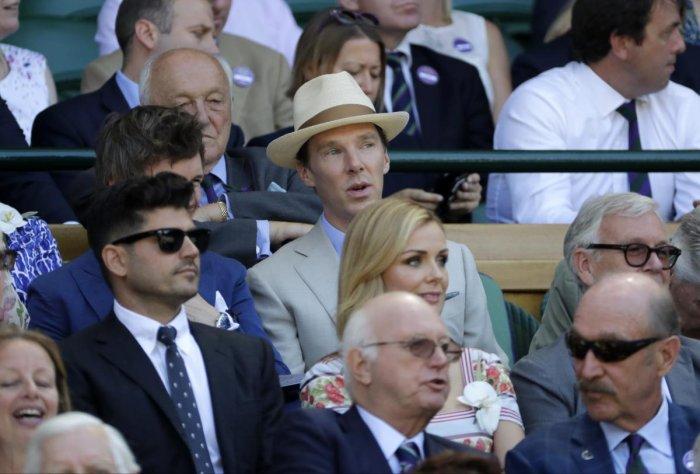 The BBC's modern interpretation of Arthur Conon Doyle's work features Benedict Cumberbatch as Sherlock Holmes. AP/PTI file photo.
