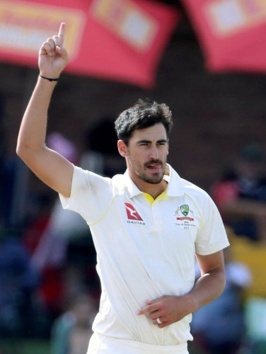 Australia paceman Mitchell Starc has urged senior bowlers to help Tim Paine carry the leadership burden. REUTERS