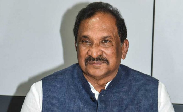 Industries and IT&BT Minister K J George. DH file photo.