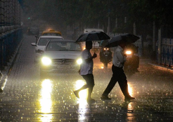 Life remained crippled in many parts of Odisha Tuesday due to incessant rainfall triggered by a low pressure which, the MeT department said, may turn into a depression and bring more downpour by Wednesday. File photo