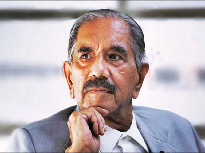 R K Dhawan. Image courtesy Twitter