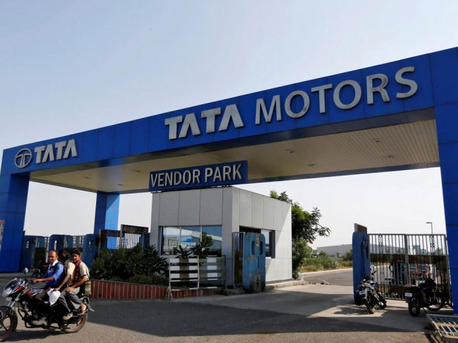 Tata Motors on Tuesday said the Sanand facility, which has so far rolled out 4.50 lakh units, will achieve 5 lakh production mark in October this year. Reuters file photo