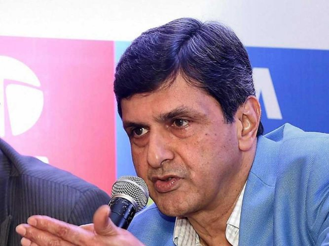 Badminton player Prakash Padukone strongly defended PV Sindhu in the face criticism for her failures in finals. PTI File Photo