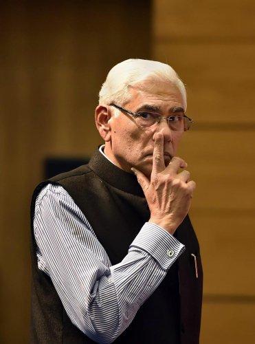 Former Comptroller and Auditor-General (CAG) Vinod Rai. (PTI File Photo)