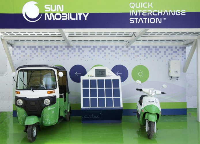 SUN Mobility