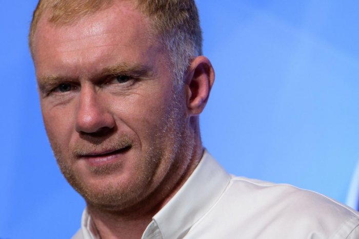 Manchester United legend Paul Scholes has written off the club's chances of winning the title this season. AFP