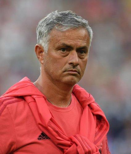 Jose Mourinho. AFP