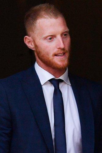 Ben Stokes. AFP