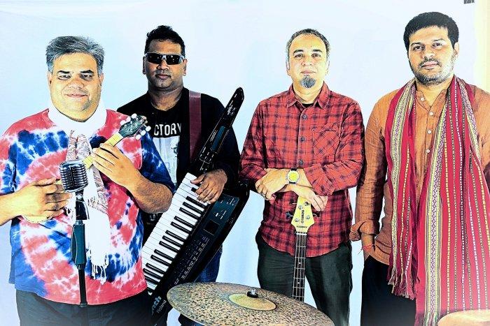 Prakash Sontakke, Shadrach Solomon, Kedar Nayak and Karthik Mani, who worked on Satrang.