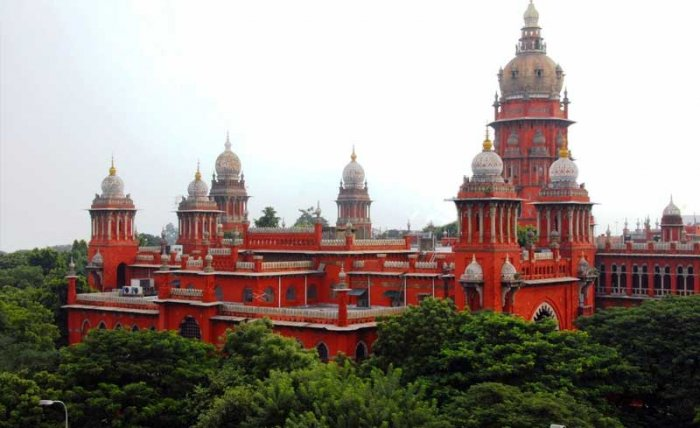 Madras High Court. Source: Wikimedia Commons.
