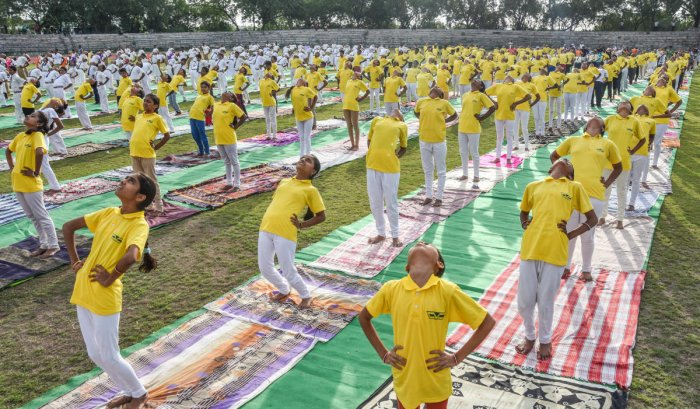 """NCERT has also recommended for """"a formal"""" introduction of the """"yogic activities"""" in the schools from Class VI onwards."""