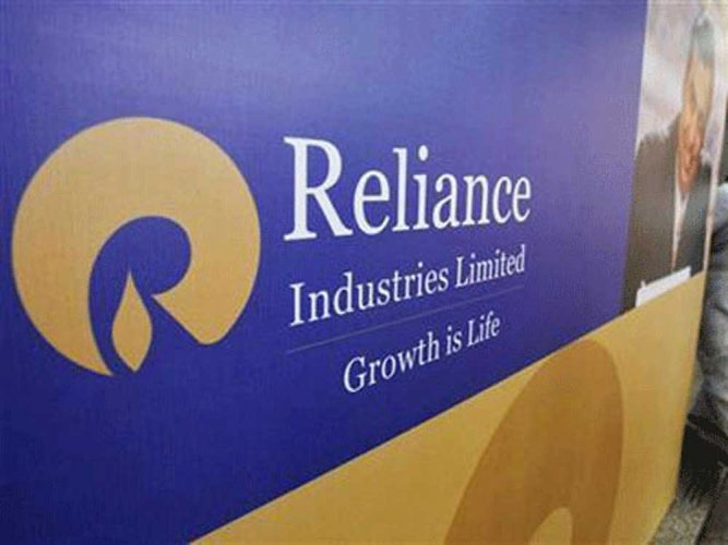 The market capitalisation (m-cap) of Reliance Industries Limited (RIL) jumped Rs 17,270.09 crore to Rs 7,63,053.04 crore. (Reuters File Photo)