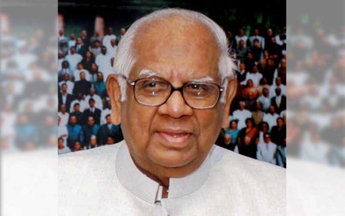 Tributes poured in as news came in of the death of the 10-time Lok Sabha MP who had joined the CPI(M) in 1968. (PTI file photo)