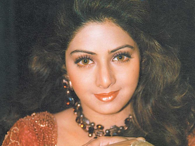 Sridevi may have passed on, but she will live on in the hearts of her countless fans.
