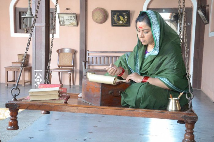 Actor Tara feels that she learnt a great deal when playing the character Savitribai Phule.