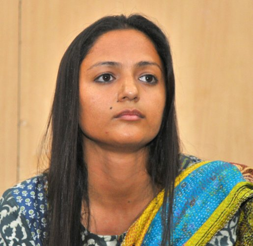 Shehla Rashid. File photo.