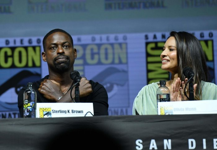 """Actor Sterling K Brown says """"Black Panther"""" stands on its """"own merits"""" but, at the same time, he believes the movie deserves an Oscar nod. AFP File photo"""