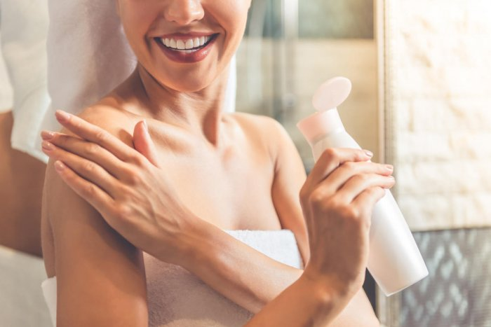 Use products that are gentle on the skin to avoid allergic reactions
