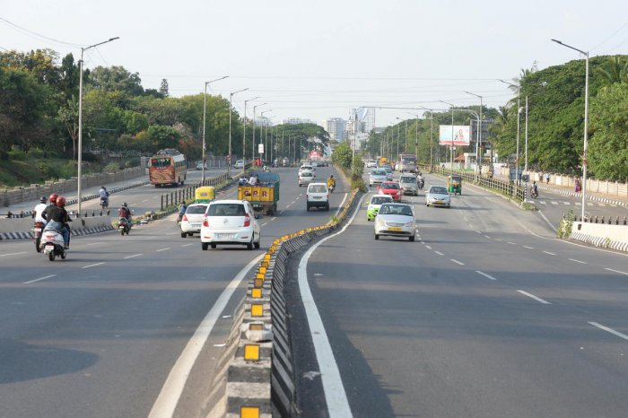 The highway developing project was modelled on the lines of the National Highway System of the US. Vajpayee believed that constructing arterial roads would trigger development. (DH File Photo)