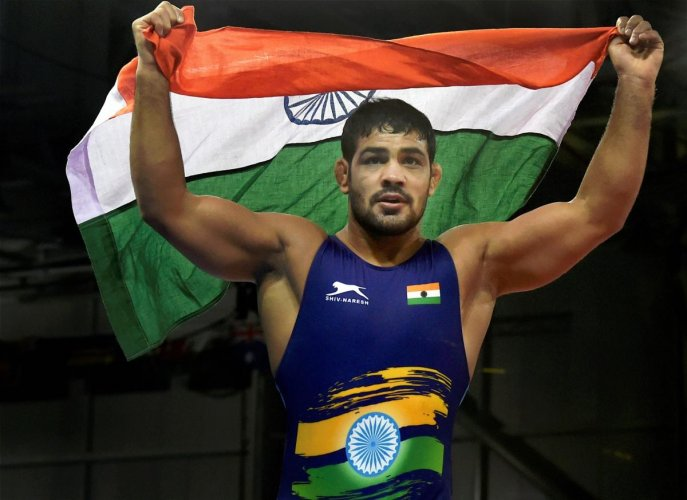 Indian wrestler Sushil Kumar feels he doesn't need to prove anything to anyone. PTI file photo