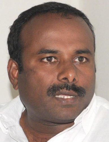 Mayor Sampath Raj.