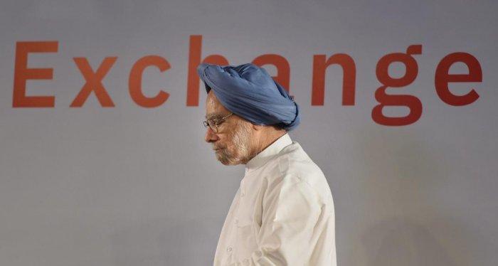 Former prime minister Manmohan Singh. (PTI File Photo)