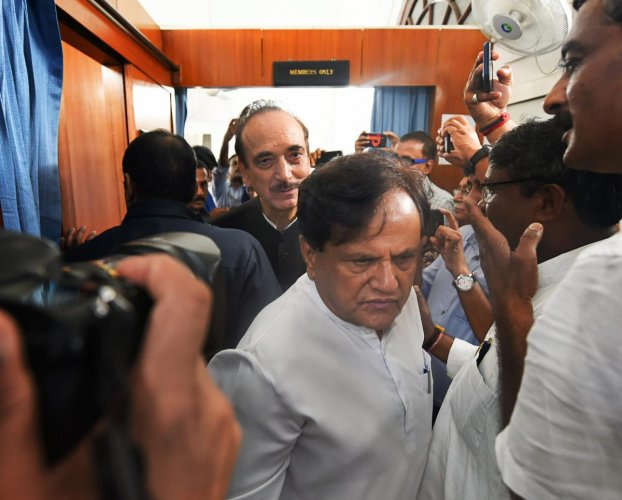 Congress president Rahul Gandhi on Tuesday appointed Ahmed Patel as the party's treasurer in place of Motilal Vora, who will now be AICC general secretary administration, a newly created post. PTI file photo